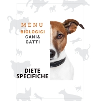 CIBO BIOLOGICO PER ANIMALI