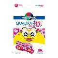 M-AID QUADRA3D CER GIRL ASSORT